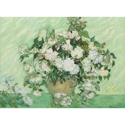 Grafika-01525 Vincent Van Gogh - Roses, 1890