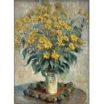 Grafika-01537 Claude Monet - Jérusalem Fleurs d'artichaut, 1880