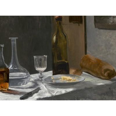 Grafika-01541 Claude Monet - Nature Morte, 1863