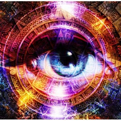 Grafika-01556 Ancien Calendrier Maya