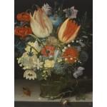 Grafika-01581 Peter Binoit: Nature Morte avec des Tulipes, 1623