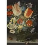 Grafika-01582 Peter Binoit: Nature Morte avec des Tulipes, 1623
