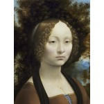 Grafika-01590 Leonard de Vinci: Ginevra de' Benci, 1474-1476