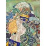 Grafika-01593 Gustave Klimt : Baby (Cradle), 1917-1918