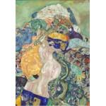 Grafika-01594 Gustave Klimt : Baby (Cradle), 1917-1918