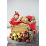 Grafika-01612 Konrad Bak: Baby and Apples