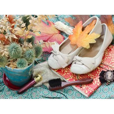 Grafika-01626 Vintage Dancing Shoes