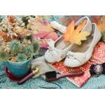 Grafika-01627 Vintage Dancing Shoes