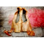 Grafika-01630 Vintage Dancing Shoes