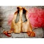 Grafika-01631 Vintage Dancing Shoes