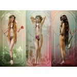 Grafika-01644 Les Trois Muses