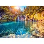 Grafika-01657 Parc National des Lacs de Plitvice, Croatie