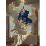 Grafika-01667 Nicolas Poussin : Assomption de la Vierge, 1630/1632