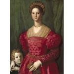 Grafika-01702 Agnolo Bronzino : Jeune Femme et Son Petit Garçon, 1540