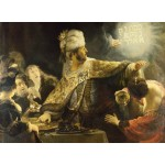 Grafika-01734 Rembrandt - Le Festin de Balthazar, 1636-1638
