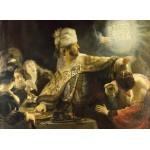 Grafika-01736 Rembrandt - Le Festin de Balthazar, 1636-1638