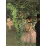 Grafika-01762 Edgar Degas : Danseuse en Coulisse, 1876/1883