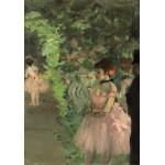 Grafika-01763 Edgar Degas : Danseuse en Coulisse, 1876/1883