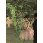 Grafika-01764 Edgar Degas : Danseuse en Coulisse, 1876/1883