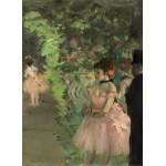 Grafika-01764 Edgar Degas : Danseuse en Coulisse, 1876/1883
