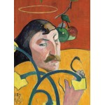 Grafika-01823 Paul Gauguin : Autoportrait, 1889