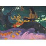 Grafika-01826 Paul Gauguin : Fatata te Miti (Par la Mer), 1892