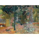 Grafika-01841 Paul Gauguin : Les Baigneuses, 1897