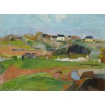Grafika-01847 Paul Gauguin : Le Pouldu, 1890