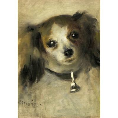 Grafika-01865 Auguste Renoir : Tête de Chien, 1870