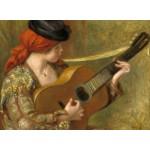 Grafika-01867 Auguste Renoir : Jeune Femme Espagnole avec une Guitare, 1898