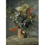 Grafika-01873 Auguste Renoir : Fleurs dans un Vase, 1866
