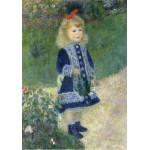 Grafika-01881 Auguste Renoir : Fillette à l'arrosoir, 1876
