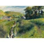 Grafika-01885 Auguste Renoir : Les Vendangeurs, 1879