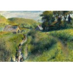 Grafika-01886 Auguste Renoir : Les Vendangeurs, 1879