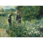 Grafika-01891 Auguste Renoir : Cueillette de Fleurs, 1875