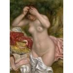 Grafika-01897 Auguste Renoir : Baigneuse Arrangeant Ses Cheveux, 1893