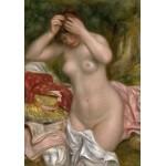 Grafika-01898 Auguste Renoir : Baigneuse Arrangeant Ses Cheveux, 1893