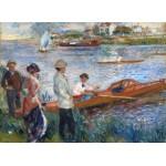 Grafika-01908 Auguste Renoir : Rameurs à Chatou, 1879