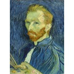 Grafika-01915 Vincent Van Gogh : Autoportrait, 1889