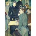 Grafika-01988 Henri de Toulouse-Lautrec : Au Moulin de la Galette, 1892