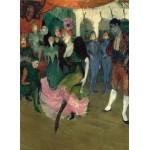 Grafika-01996 Henri de Toulouse-Lautrec : Marcelle Lender Dansant le Bolero en