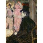 Grafika-02000 Henri de Toulouse-Lautrec : Maxime Dethomas, 1896