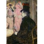 Grafika-02001 Henri de Toulouse-Lautrec : Maxime Dethomas, 1896