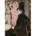 Grafika-02002 Henri de Toulouse-Lautrec : Maxime Dethomas, 1896