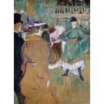 Grafika-02003 Henri de Toulouse-Lautrec : Quadrille au Moulin Rouge, 1892