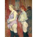 Grafika-02006 Henri de Toulouse-Lautrec : Rue des Moulins, 1894
