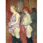 Grafika-02008 Henri de Toulouse-Lautrec : Rue des Moulins, 1894
