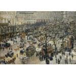 Grafika-02010 Camille Pissarro : Boulevard des Italiens Soleil du Matin, 1897