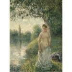 Grafika-02018 Pissarro Camille : La baigneuse, 1895