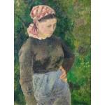 Grafika-02024 Camille Pissarro : Paysanne, 1880